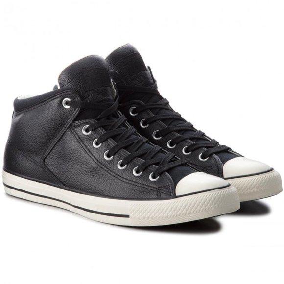 Men Ctas Hi Street Hi Leather 157472c